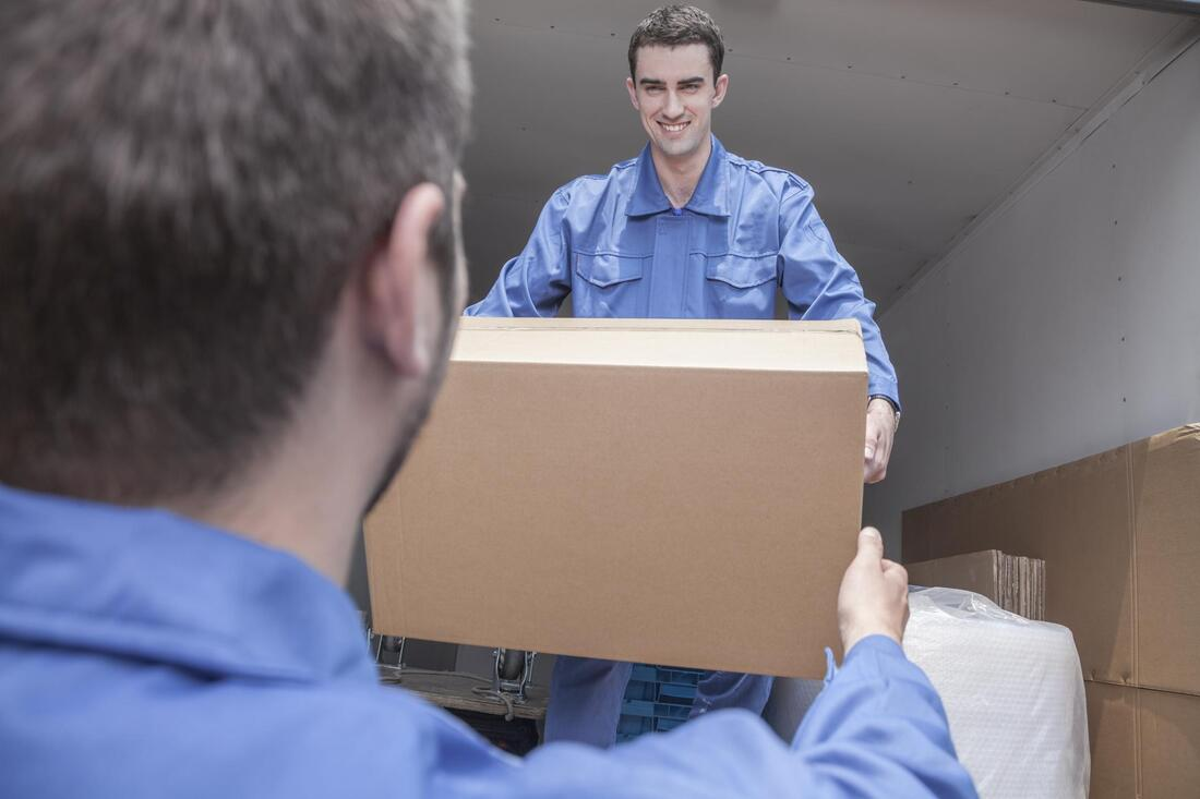 professional local moving services